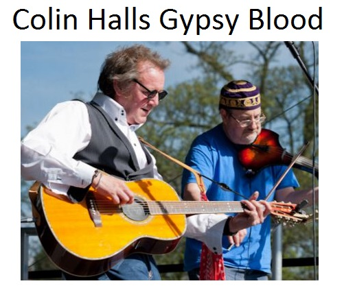 Colin Halls Gypsy Blood