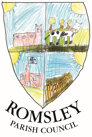 Romsley Parish Council logo