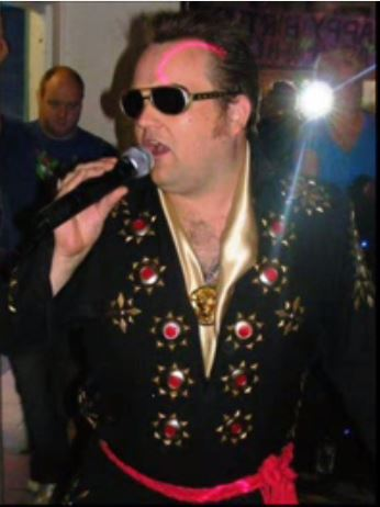 Paul Shakespeare Elvis