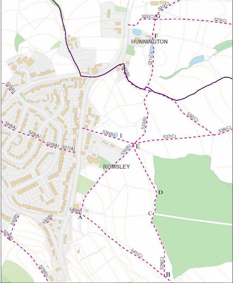 map sn
