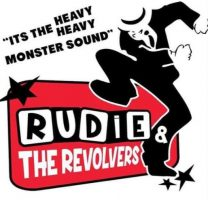 Rudi and the Revolvers Logo