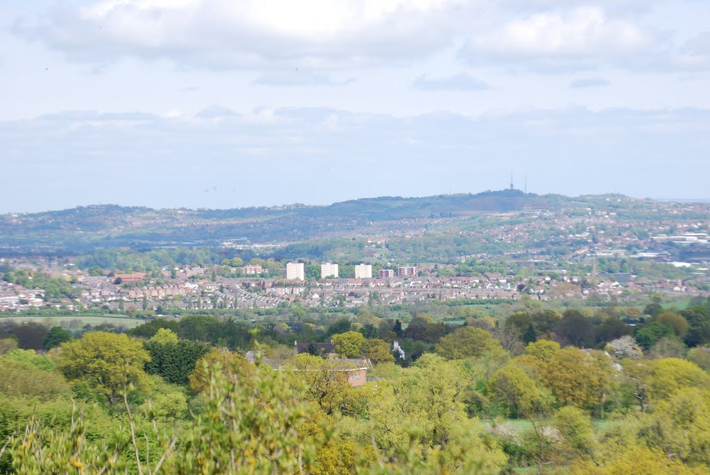 June 2015 View from Clent Submitted by Dave Powell
