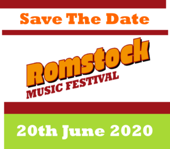 Romstock Save The Date